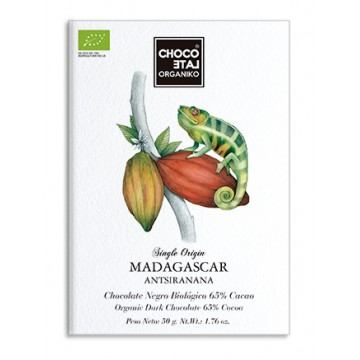 Madagascar - Dark chocolate...