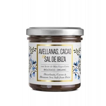 Crema de Cacao, Avellanas y...